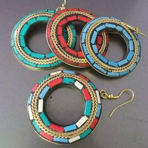 Tibetan Handmade Earrings